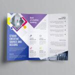 Brochure Templates Cdr File Free Download 005 In Memoriam Regarding Creative Brochure Templates Free Download