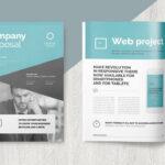 Brochure Templates | Design Shack In Letter Size Brochure Template