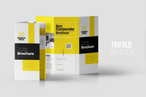 Brochure Templates   Design Shack with regard to Professional Brochure Design Templates