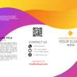 Brochure Templates Google Slides With Brochure Template For Google Docs