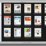 Brochure Templates Mac Lovely Apple Brochure Templates Pages Intended For Mac Brochure Templates