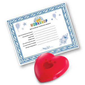 Build A Bear Build A Bear Workshop® Furry  – Spin Master regarding Build A Bear Birth Certificate Template