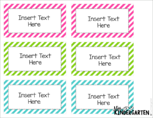 Bulletin Board | Fonts & Clipart: Let's Get Crafty | Word in Bulletin Board Template Word