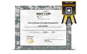 Bunch Ideas For Boot Camp Certificate Template Of Job throughout Boot Camp Certificate Template