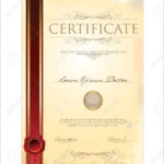 Bunch Ideas For Scroll Certificate Templates Also Sample Regarding Certificate Scroll Template