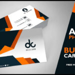 Business Card Design In Photoshop Cs6 | Front | Photoshop Tutorial For Photoshop Cs6 Business Card Template