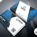 Business Card Design Psd Templatespsd Freebies On Dribbble For Psd Visiting Card Templates