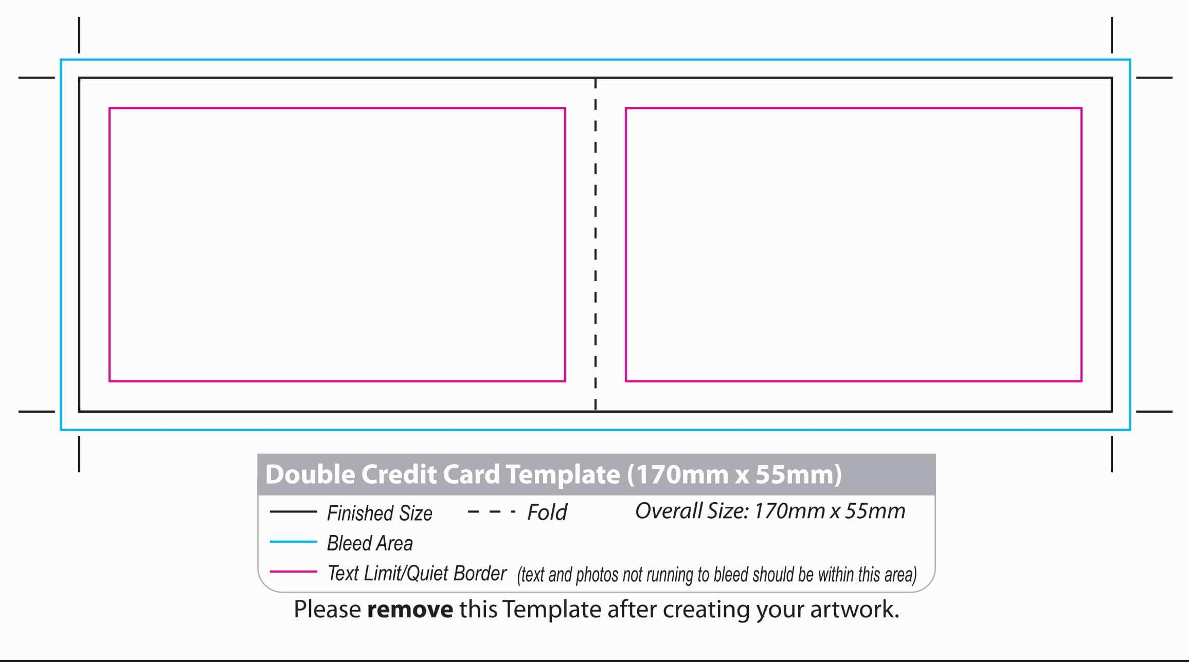 Business Card Size Blank Template Pixels Sample Kit Uk In Credit Card Size Template For Word