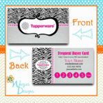 Business Card Template Avery 8371 Free Punch Professional Intended For Business Punch Card Template Free