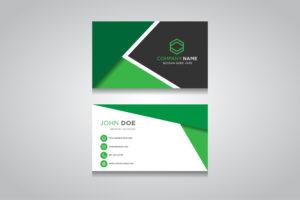 Business Card Template. Creative Business Card regarding Buisness Card Template