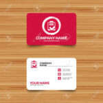 Business Card Template With Texture. Checklist Sign Icon. Control.. Regarding Survey Card Template