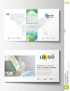 Business Card Templates. Easy Editable Layout. City Map With with Blank City Map Template