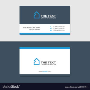 Business Cards Template Commercial Real Estate with regard to Real Estate Business Cards Templates Free