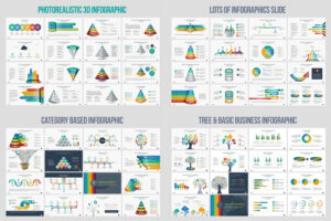Business Infographic – How To Create A Presentation Template inside How To Create A Template In Powerpoint