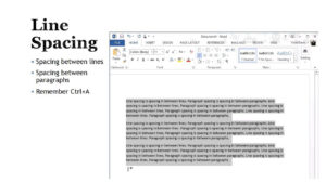 Business Memos And Formatting Basics In Microsoft Word for Memo Template Word 2013