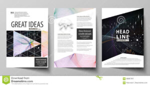 Business Templates For Brochure, Flyer, Annual Report. Cover regarding Ind Annual Report Template