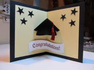 Calla Lily Studio Blog: Wise Owl Graduation throughout Graduation Pop Up Card Template