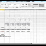 Capital Budgeting In Excel Example Inside Capital Expenditure Report Template