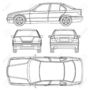 Car Line Draw Insurance Damage, Condition Report Form within Car Damage Report Template