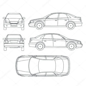 Car Line Draw Insurance, Rent Damage, Condition Report Form regarding Car Damage Report Template
