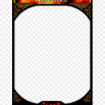 Soccer Trading Card Template