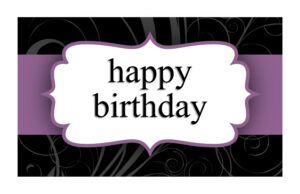Cards – Office With Word Anniversary Card Template