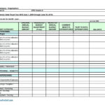 Cash Position Report Template In Cash Position Report Template