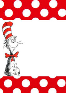 Cat In The Hat Graphics | Free Download Best Cat In The Hat with Blank Cat In The Hat Template