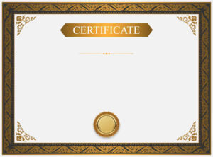 Certificate Background Design | Certificate | Certificate for High Resolution Certificate Template