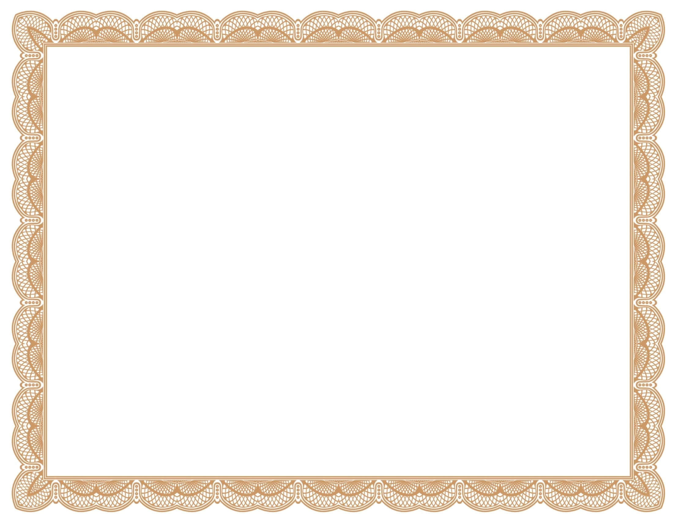 Certificate Border Templates – Juve.cenitdelacabrera.co With Regard To Award Certificate Border Template