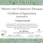 Certificate Of Appreciation Sample Template (5)   Nurses Cv Inside Certificate Of Ordination Template