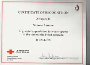 Certificate Of Appreciation Template For Donations in Donation Certificate Template