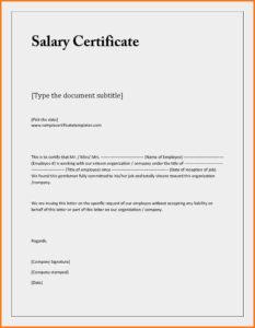 Certificate Of Employment Sample Beautiful Proof Employment within Template Of Certificate Of Employment