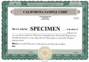 Certificate Of Ownership Template 11 – Elsik Blue Cetane Throughout Certificate Of Ownership Template