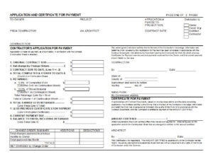 Certificate Of Payment Template 6 – Elsik Blue Cetane within Certificate Of Payment Template