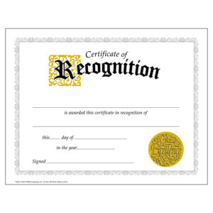 Certificate Of Recognition Template Word 10 Ndash Elsik Blue with regard to Certificate Of Recognition Word Template