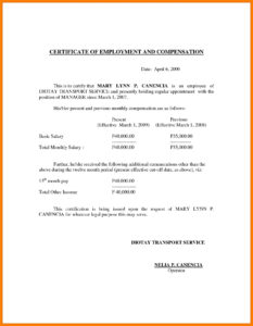 Certificate Of Service Template Free Download Proof Personal for Certificate Of Service Template Free