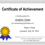Certificate Scholarshipdzt81982 | Chainimage With Certificate Of Attainment Template