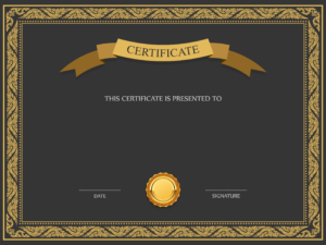 Certificate Template Png Image – Purepng | Free Transparent inside High Resolution Certificate Template