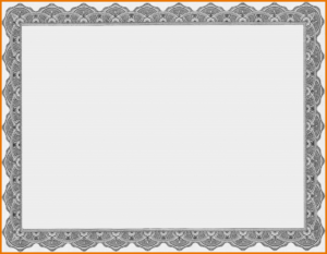 Certificate Template Png Transparent Templatepng Images Free throughout Free Printable Certificate Border Templates