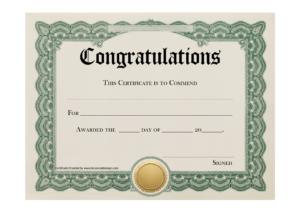 Certificate Templates: Ordination Certificate Templates regarding Free Ordination Certificate Template
