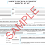 Certificates   Everycert For Electrical Minor Works Certificate Template