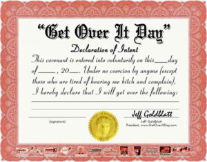 Certificates: Mesmerizing Fun Certificate Templates Example intended for Funny Certificates For Employees Templates