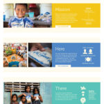 Charity Brochure For Feed My Starving Children. Project For Intended For Ngo Brochure Templates