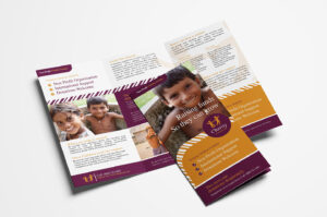 Charity Tri-Fold Brochure Template – Psd, Ai & Vector regarding Welcome Brochure Template