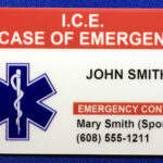 Cheap Emergency Card Template, Find Emergency Card Template With Regard To In Case Of Emergency Card Template