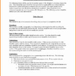 Chemistry Lab Report Template 0 – Fabulous Florida Keys With Chemistry Lab Report Template