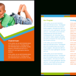 Child Care Brochure Template 26 Throughout Daycare Brochure Template