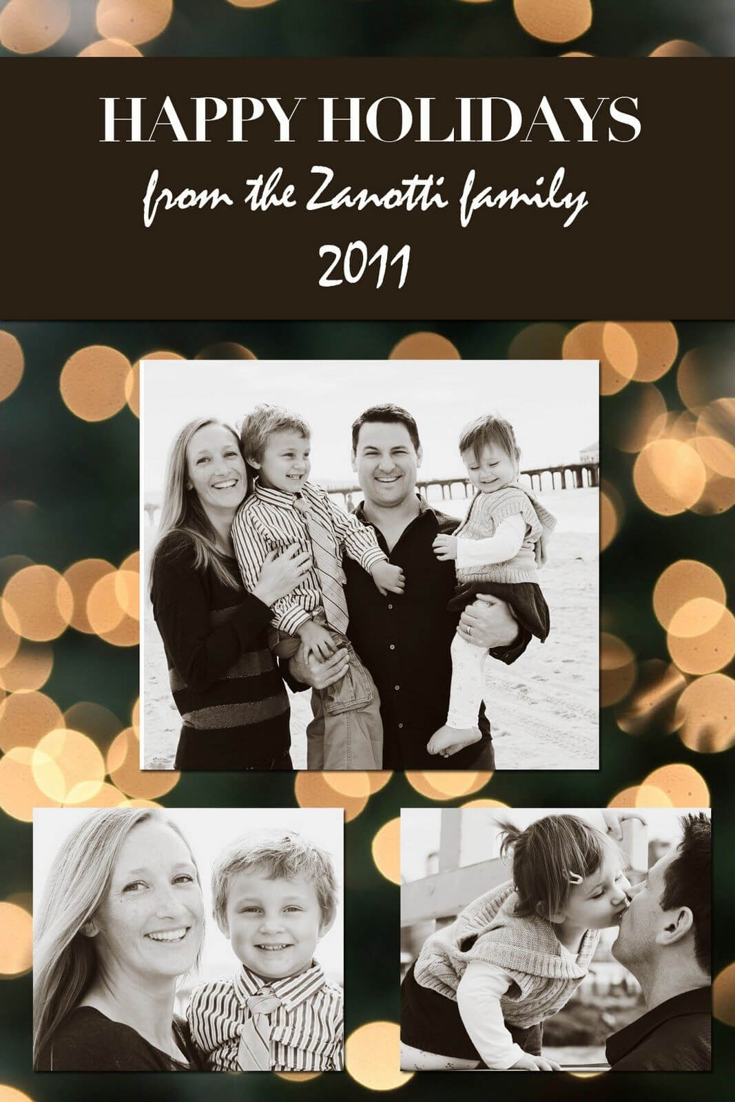 Chloe Moore Photography | Free Christmas Card Templates Intended For Free Christmas Card Templates For Photoshop