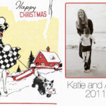 Chloe Moore Photography // The Blog: Free Christmas Card Within Free Photoshop Christmas Card Templates For Photographers